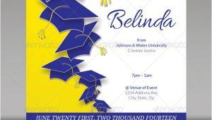 Graduation Invitation Design Templates 19 Graduation Invitation Templates Invitation Templates