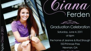 Graduation Invitation Layout Ideas Create Own Graduation Party Invitations Templates Free