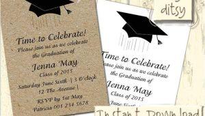 Graduation Invitation Maker Walmart Happy Birthday Invitation Cards Happy Birthday