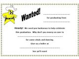 Graduation Invitation Poems Poems for son From Parents for Graduation Just B Cause