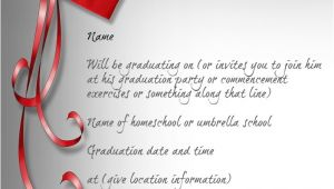 Graduation Invitations No Photo No Photo Graduation Announcements Christopherbathum Co
