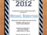 Graduation Paper for Invitations Party Invitations 10 Simple Graduation Party Invitation