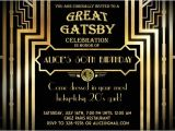 Great Gatsby Party Invitation Wording Party Invitations Great Gatsby Party Invitations Ideas