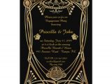 Great Gatsby Party Invitation Wording Personalized Great Gatsby Party Invitations