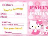 Hallmark Party Invitations Templates Hallmark Birthday Invitations Template Best Template