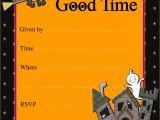 Halloween Party Invite Template Free Halloween Flyer Invitations Printable