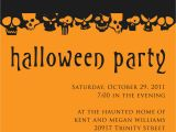 Halloween Party Invite Template Halloween Party Invitation Templates Free – Festival