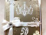 Handmade 50th Birthday Invitation Ideas Bespoke Luxury Handmade 50th Birthday Card Handmade
