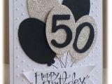 Handmade 50th Birthday Invitation Ideas Handmade 50th Birthday Cards for Dad Google Search