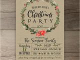 Handmade Christmas Party Invitation Ideas Best 25 Christmas Party Invitations Ideas On Pinterest
