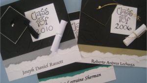 Handmade Graduation Invitations Maria 39 S Paper Gift Exchange Graduation Announcements