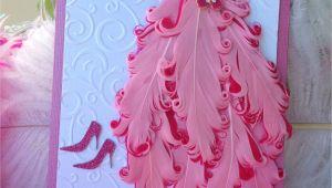Handmade Quinceanera Invitations Gorgeous Quinceanera Handmade Invitation with Feathers