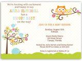 Happi Tree Baby Shower Invitations Happi Tree Baby Shower Invitation – the Invite Lady