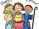 Happy Birthday Jesus Party Invitations Throw Jesus A Birthday Party Mom Wife