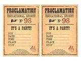 Harry Potter Birthday Invites Free Printables Harry Potter Invitation Printable
