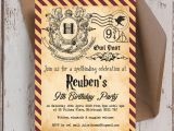 Harry Potter Party Invitation Template Harry Potter Ticket Invitation Template Bagvania