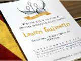 Harry Potter themed Bridal Shower Invitations 50 Best Harry Potter Ideas for Weddings