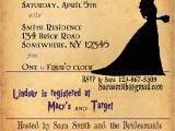 Harry Potter themed Bridal Shower Invitations Harry Potter Bridal Shower Invitation