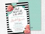 Hat themed Bridal Shower Invitations Big Hat Bridal Shower Invitation they Re Off to the by