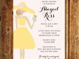 Hat themed Bridal Shower Invitations Derby Bridal Shower Invitation Kentucky Derby Hat Bridal