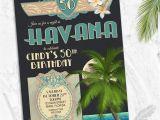 Havana Nights Party Invitation Template Havana Nights Cuban Birthday Party Invitations Cuba