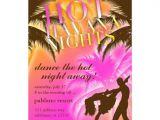 Havana Nights Party Invitation Template Personalized Havana Night theme Party Invitations