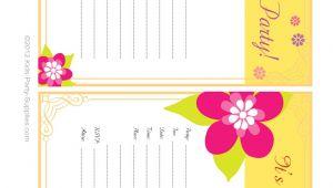 Hawaiian Party Invitations Free Printable Hawaiian Party Invitations Free Printable Pool Party