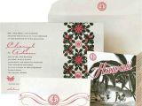 Hawaiian Wedding Invitations Styles Destination Inspired Wedding Invitations Martha Stewart