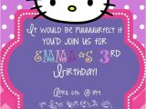 Hello Kitty 2nd Birthday Invitation Wording Pin by Stacy toenges On Hello Kitty Party