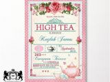 High Tea Party Invitation Ideas Best 25 High Tea Invitations Ideas On Pinterest Tea