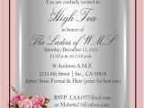 High Tea Party Invitation Ideas High Tea Invitation Creations by Leanette Pinterest