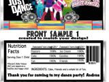 Hip Hop Dance Birthday Party Invitations Hip Hop Dance Party Invitations
