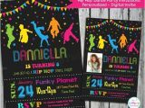 Hip Hop Party Invitations Free Dance Party Invitation Invite Personalized by