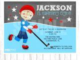 Hockey Birthday Party Invitations Templates Free 40th Birthday Ideas Hockey Birthday Invitation Templates Free