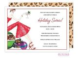 Holiday Cocktail Party Invitation Template Christmas Cocktail Party Invitations Christmas Cocktail