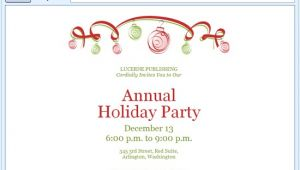 Holiday Party E Invitations Download Free Printable Invitations Of E Mail Message