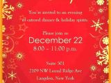 Holiday Party Invitation Template Word Holiday Invitation Templates Free Word