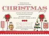 Holiday Party Invitation Verbiage Christmas Party Invitation Wording From Purpletrail