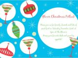 Holiday Potluck Party Invitation Wording Potluck Invite Template Invitation Template