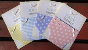 Home Made Baby Shower Invitations Homemade Baby Shower Invitations Make Youself or It