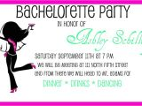 Homemade Bachelorette Party Invitations Homemade Bachelorette Party Invites