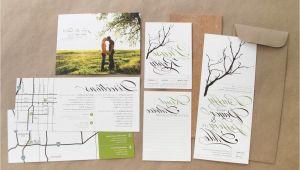 Homemade Wedding Invitation Kits How to Create Diy Wedding Invitation Kits Free