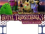 Hotel Party Invitation Template 8 Free Hotel Transylvania Invitation Templates Parties