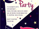Hotel Party Invitation Template Awesome How to Create Sleepover Party Invitations