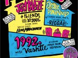 House Party Invitation Template Invite 1992 the Party at Webster Hall X House Party