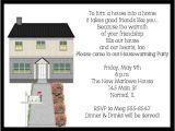 Housewarming Party Invitation Wording New House Housewarming Party Invitations