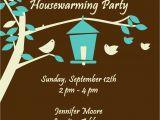 Housewarming Party Invitations Free Online Birthday Housewarming Invitation