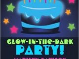 How to Make Glow In the Dark Party Invitations 15 Glow In the Dark Party Ideas B Lovely events