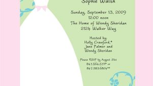 How to Word Registry Information On Bridal Shower Invitation Bridal Shower Registry Ideaswritings and Papers