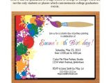 How to Write An Invitation Card for Birthday Birthday Invitation Card Invite Card Example